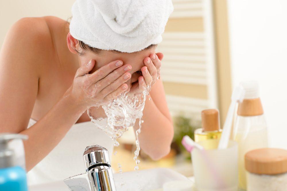 Aucun produit ne peut resserrer les pores.
