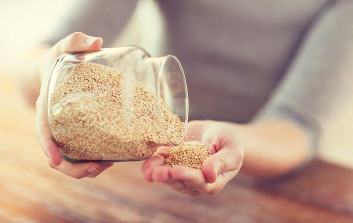 Le quinoa est un aliment à consommer pour perdre du poids.