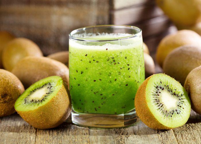 Le kiwi aide à prévenir le cancer