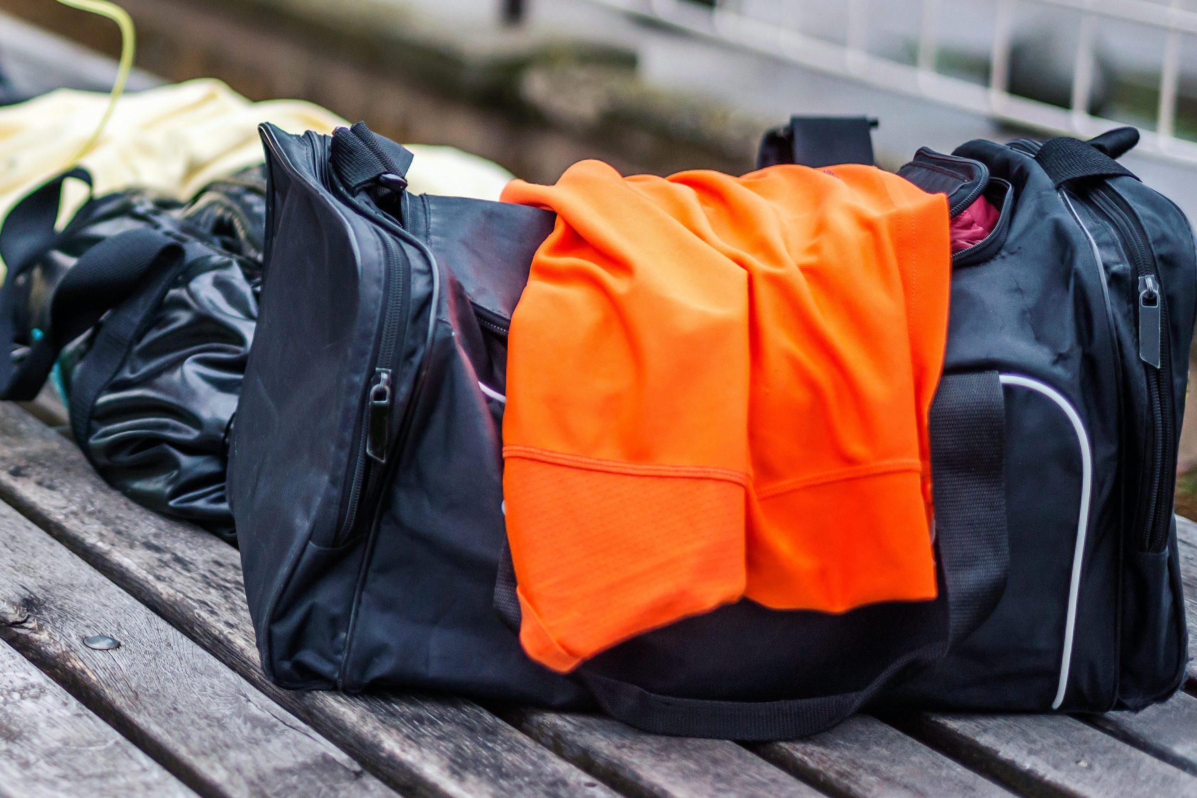 Les sacs de gym peuvent être lavés à la machine.