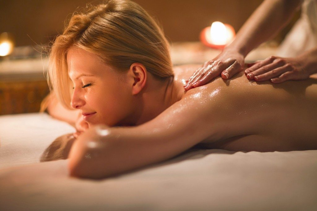 Le massage, un aphrodisiaque naturel efficace.