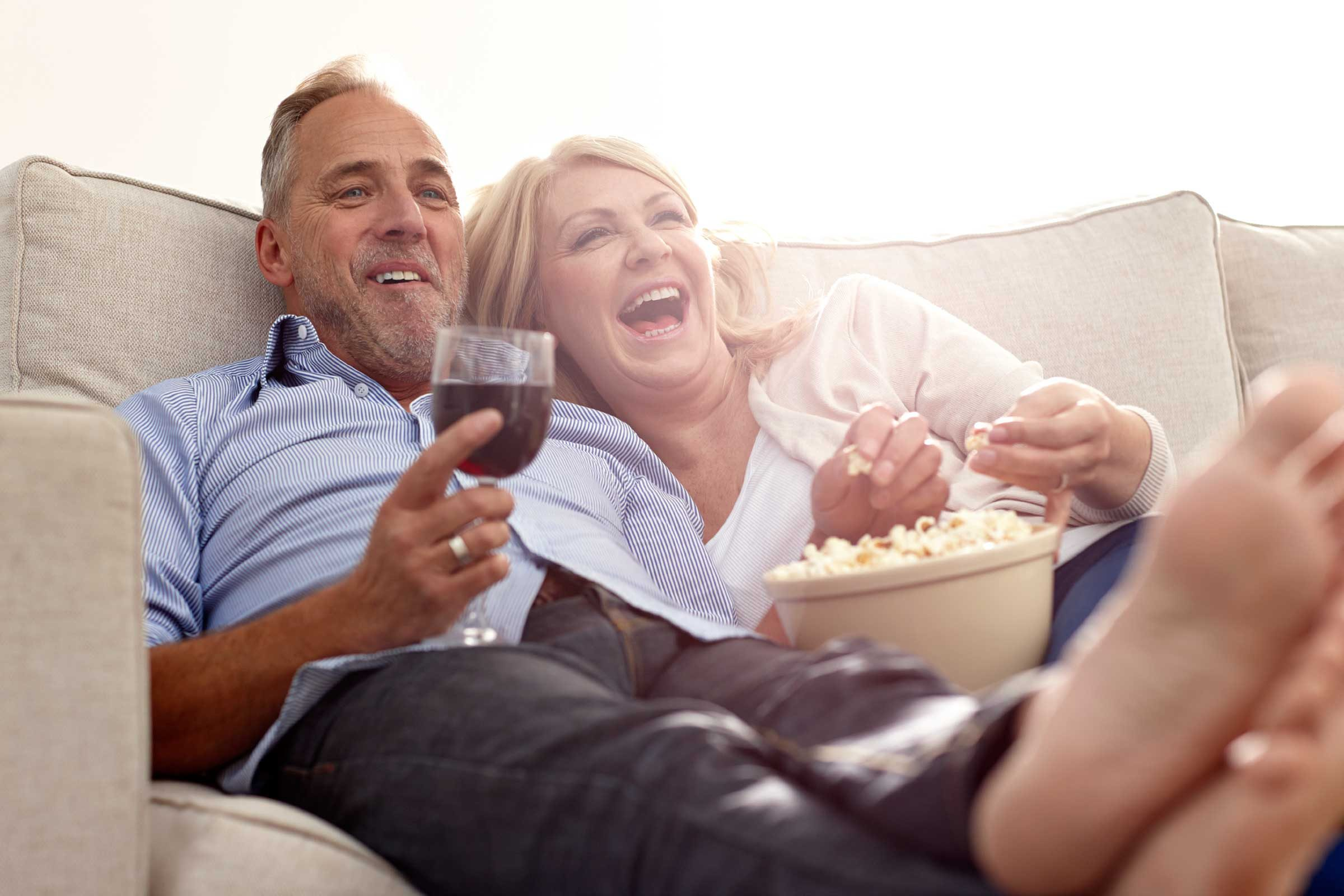 Au tour de chacun d'avoir la télécommande: un motif fréquent de chicanes de couple.