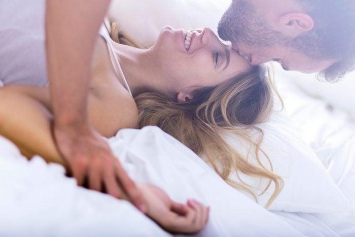 Évitez la pression de la performance lors de vos relations sexuelles.