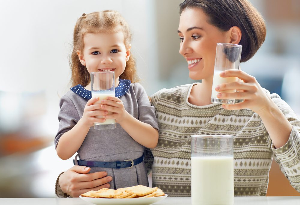 Boire du lait diminue le risque de développer un cancer.