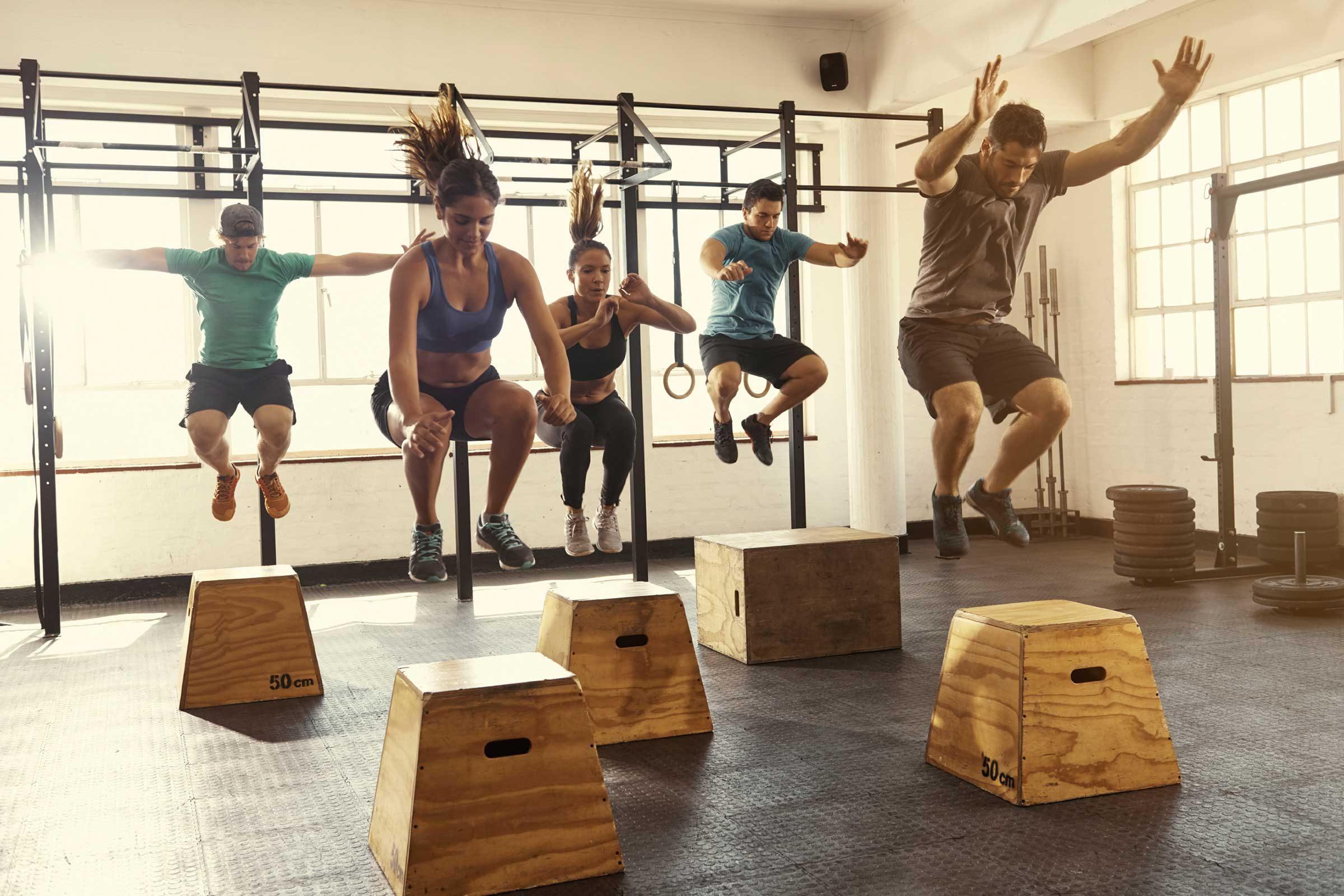 L'entrainement pas intervalles permet de maigrir et perdre du poids efficacement.