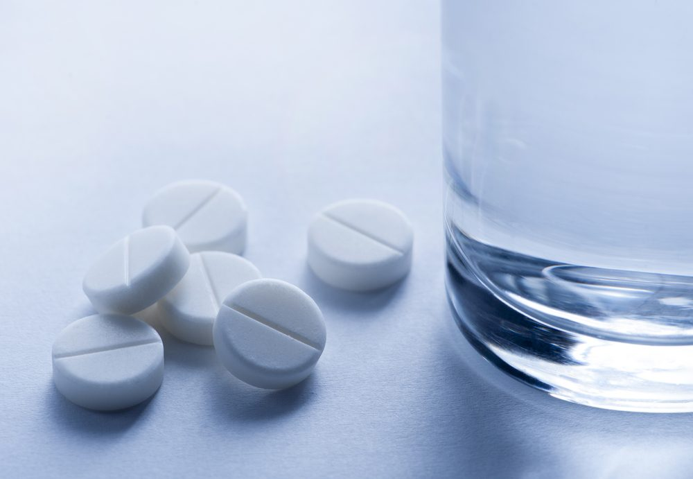 L'aspirine peut diminuer les risques de cancer.