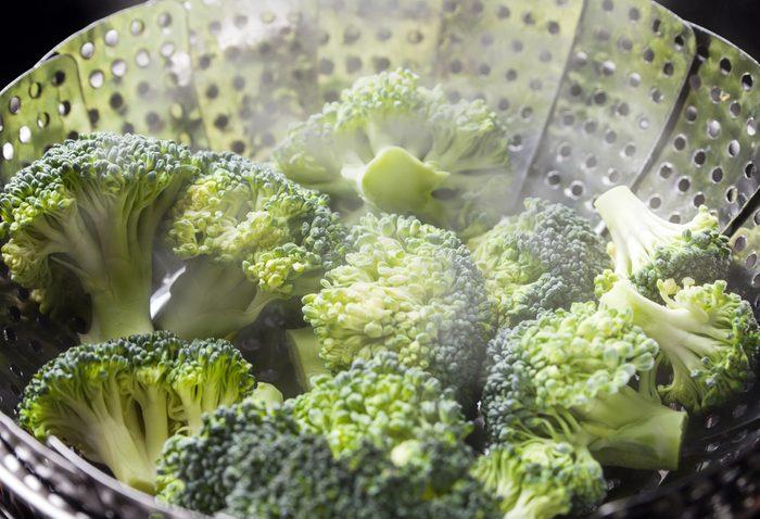 Le brocoli aide à prévenir le cancer