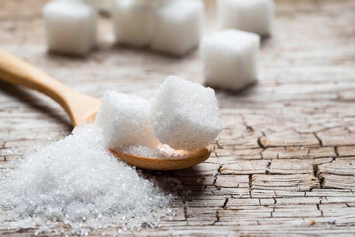 Le sucre garde vos fleurs coupées en santé.