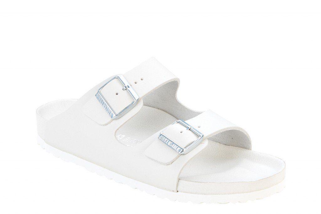 Des sandales classiques, tendances et confortables: les Birkenstock.