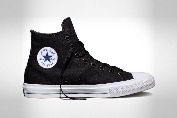 Les Converse, une chaussure d'été mode et confortable.