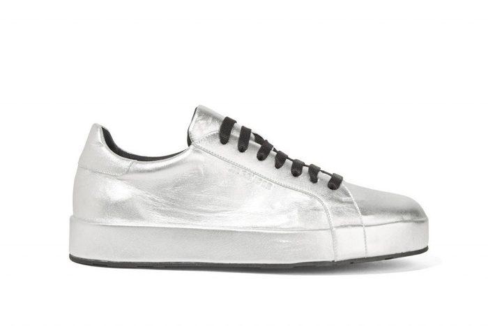 Les chaussures Jil Sander sont superbes et confortables.