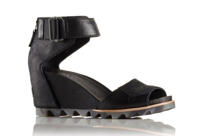 Les sandales signées Sorel sont sublimes et confortables.