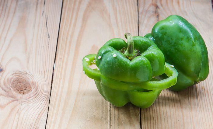 aliments-perdre-poids-poivron-vert