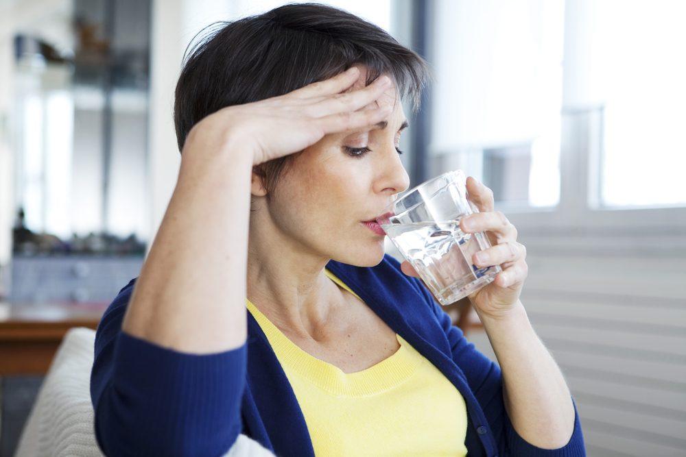 Pour un ventre plat, effectuez un contrôle hormonal.