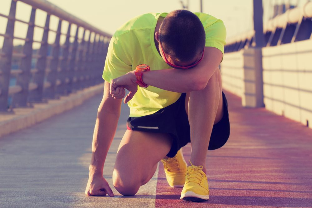 Manquer de souffle: le symptôme du cancer du colon.