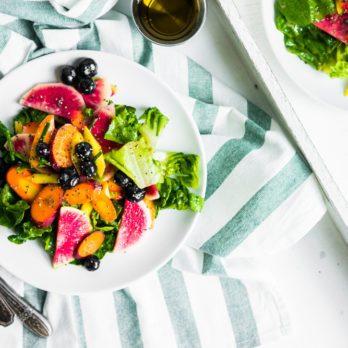 Salades d'été: les meilleurs ingrédients et idées gastronomiques