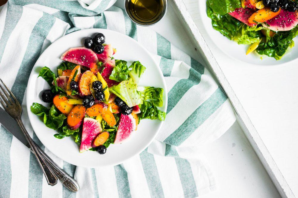 Les meilleurs ingrédients pour préparer de savoureuses salades d'été.
