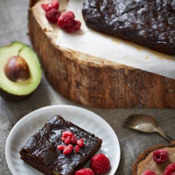 La meilleure recette de brownies au chocolat et à l'avocat
