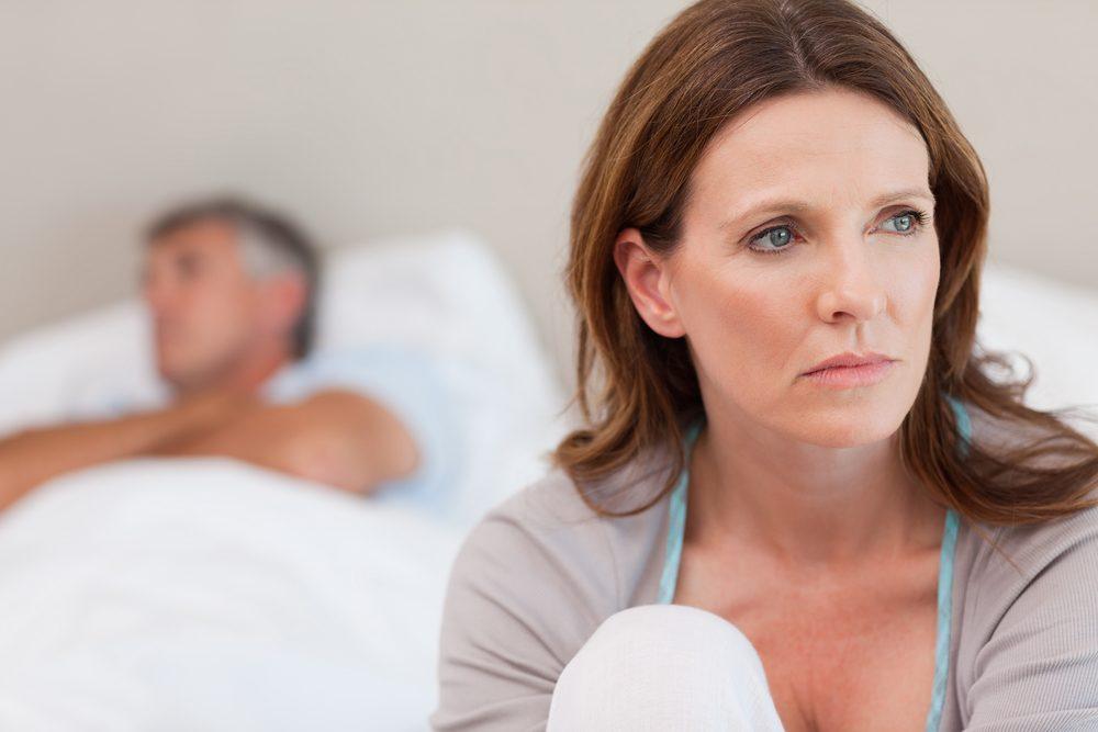 Raisons derrière des relations sexuelles douloureuses