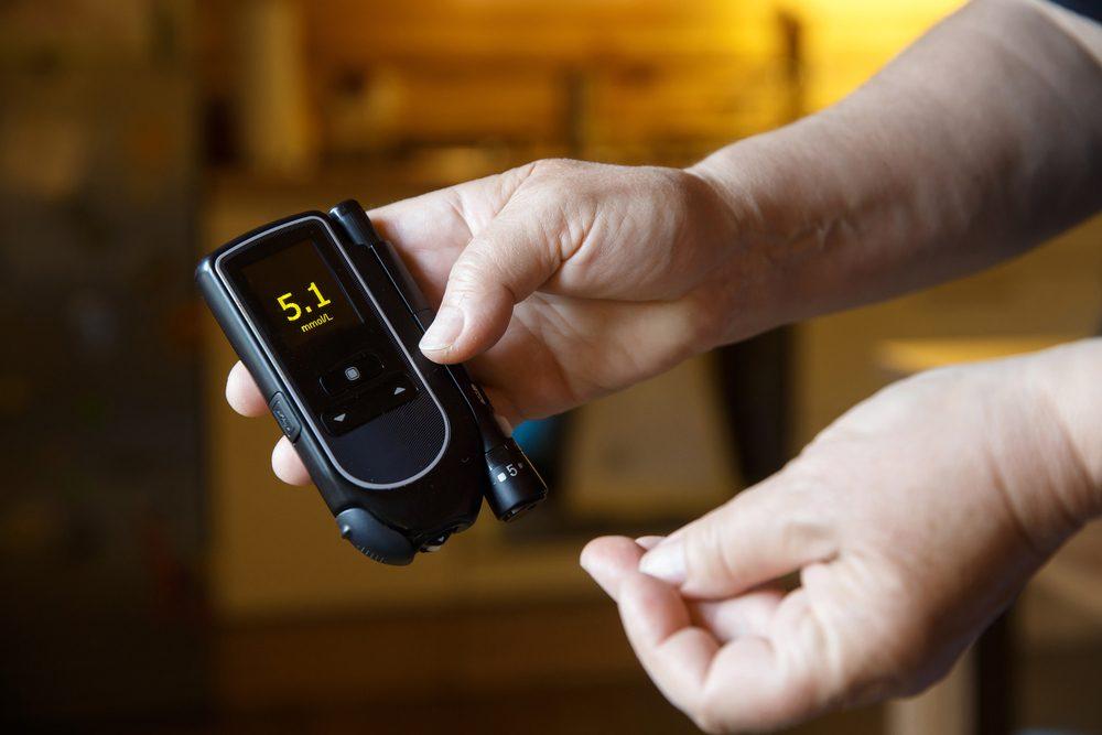 Le diabète de type 2 pourrait être un signe du cancer du pancréas