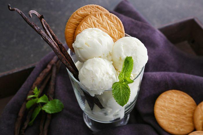 Les amateurs de crème glacée à la vanille sont impulsifs