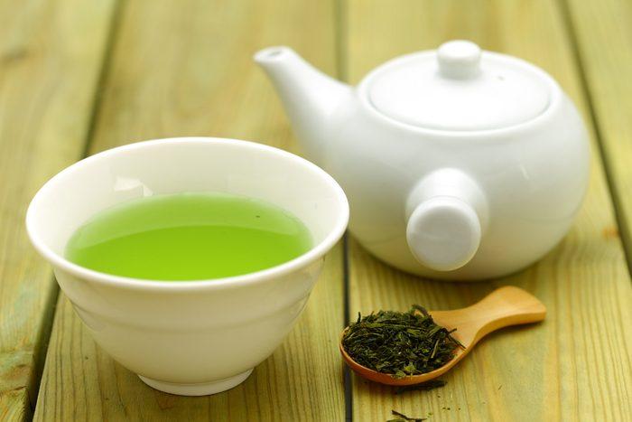 Truc efficace pour soulager les ampoules: le thé vert.