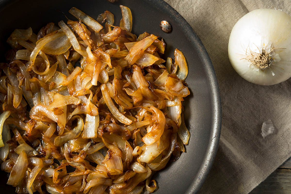 Bienfaits des oignons : ils sont une bonne source de vitamine C.