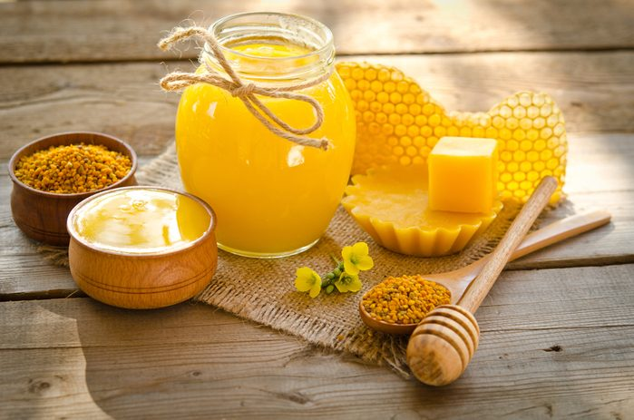 Les bienfaits santé des produits de l'apiculture