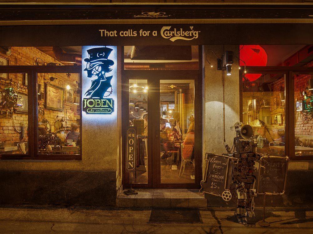 L'un des meilleurs endroits pour boire une bière se trouve en Roumanie.