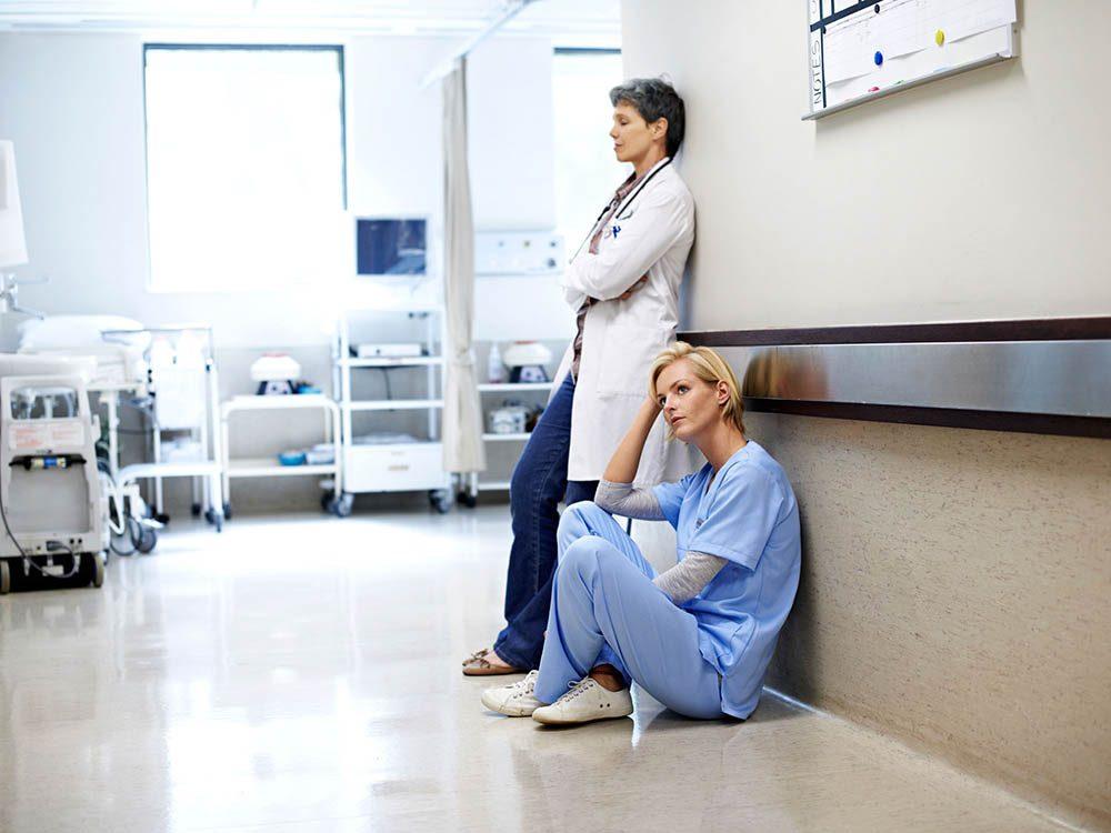 Secret de chirurgien: les erreurs sont sans doute plus fréquentes que vous ne l'imaginez.
