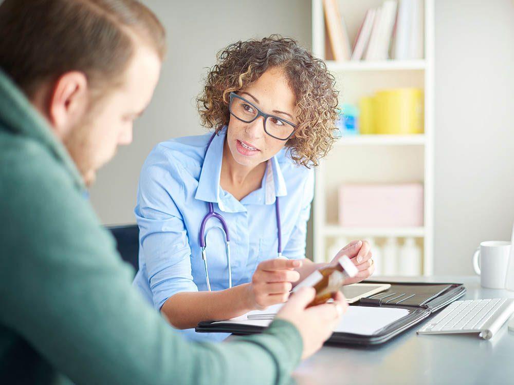 Secret de chirurgien: ne partez pas du principe que la recommandation de votre généraliste est la meilleure.