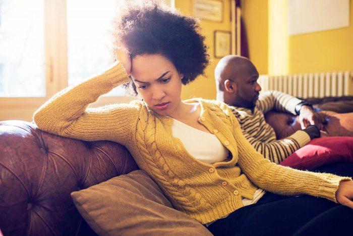 Si vous avez été trahi et si votre partenaire vous a trompé, communiquez-le à votre partenaire.