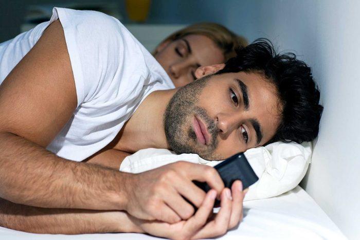 Conseils en matière d'infidélité: mettre fin avec la relation avec l'amant.