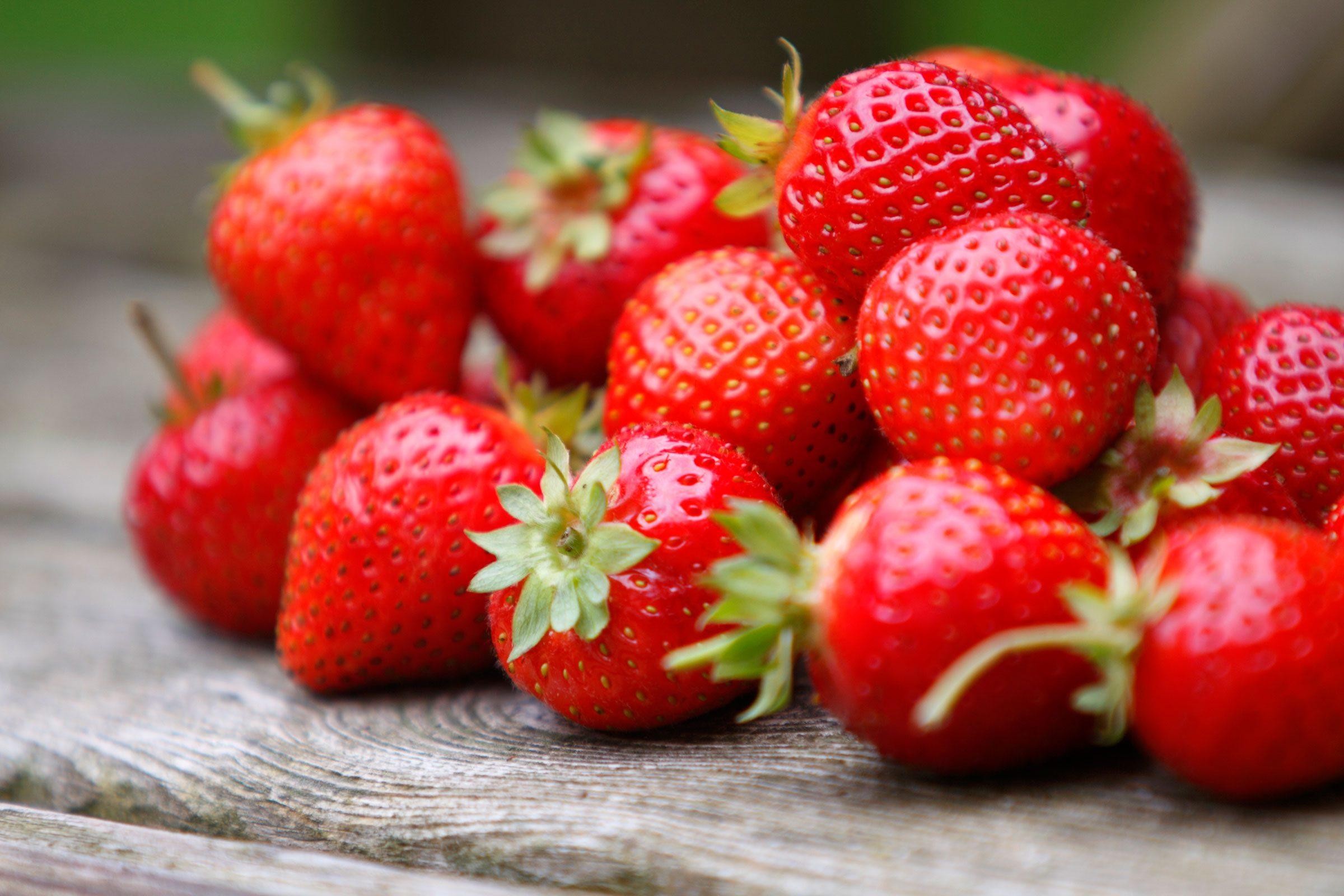 nourriture-aphrodisiaque-fraise