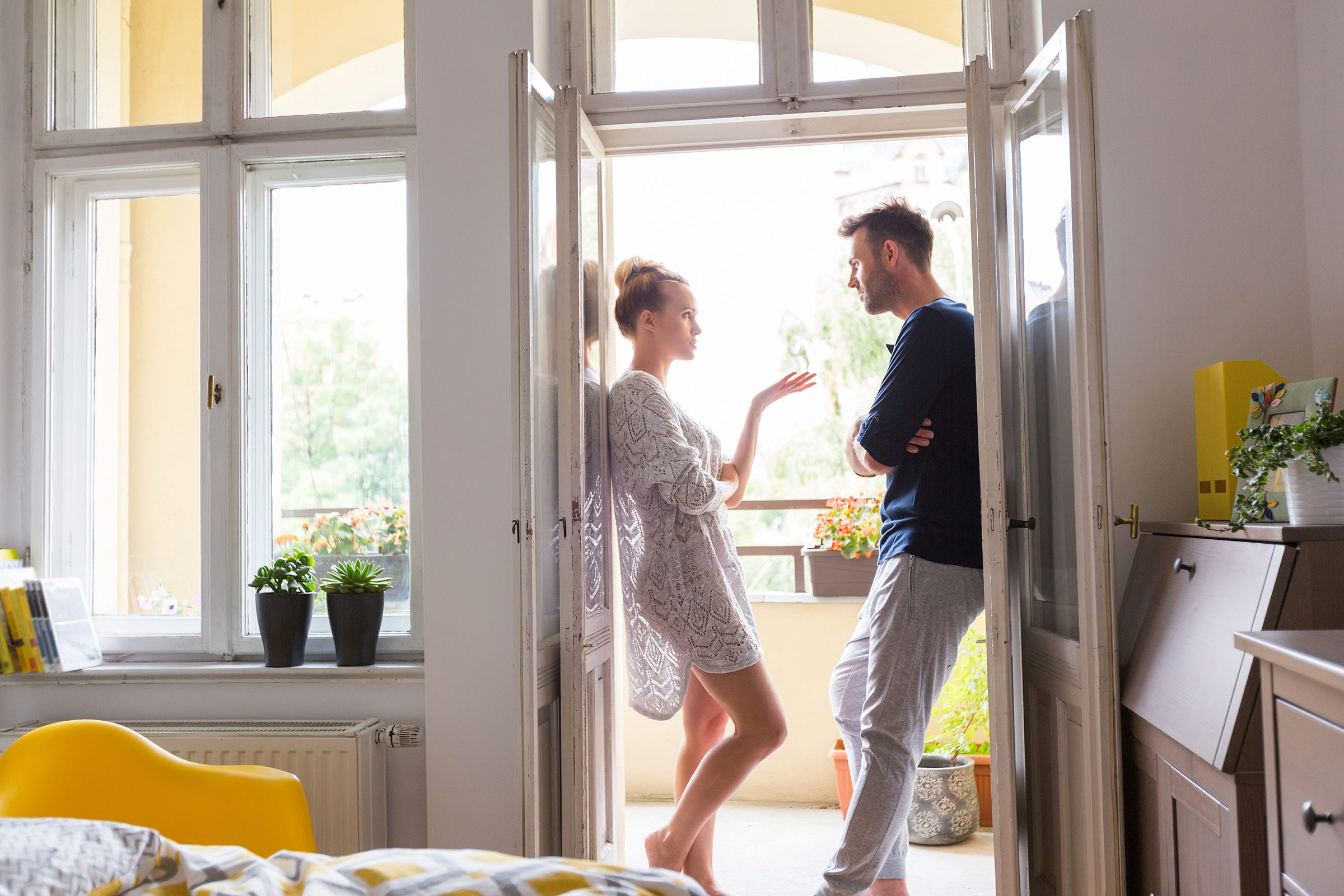 Indice que votre conjoint ne vous aime plus: un manque de communication.