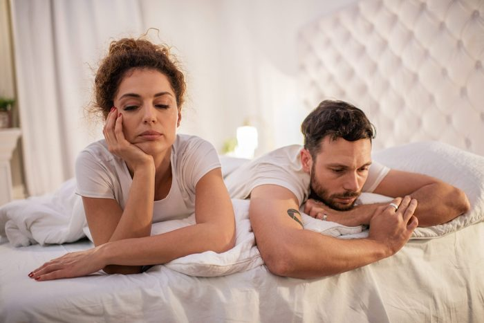 Indice que votre conjoint ne vous aime plus: la zone d'amitié.