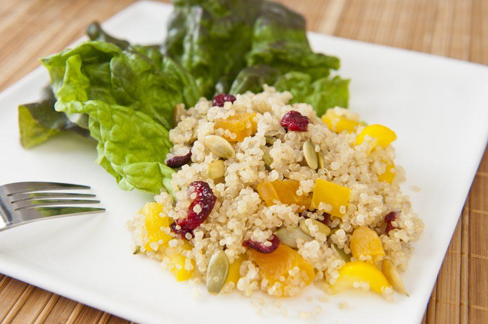 Une recette d'accompagnement pour cuisiner le quinoa