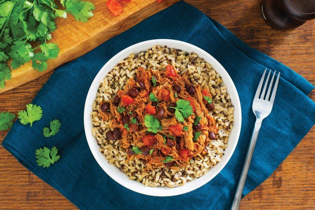 Une recette de chili pour cuisiner le quinoa