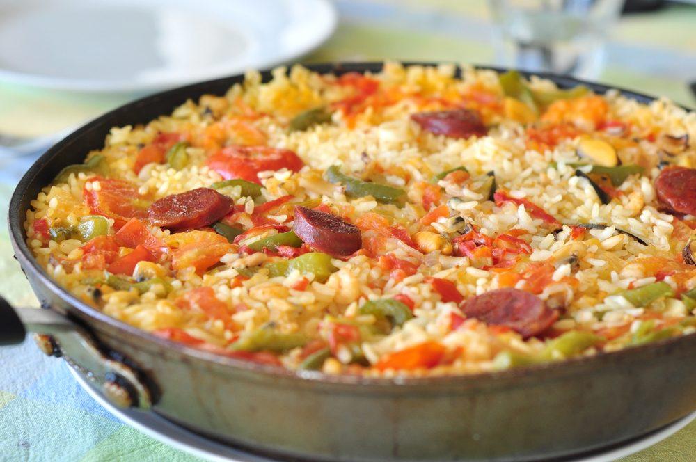 Une recette faible en cholestérol de salade de quinoa