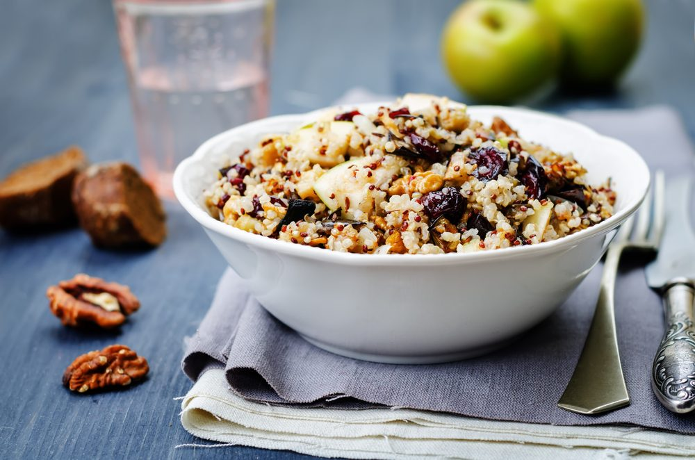 Une recette pour cuisiner le quinoa au déjeuner