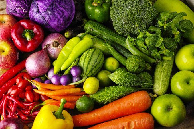 Regime alimentaire : le régigme alternatif biologique