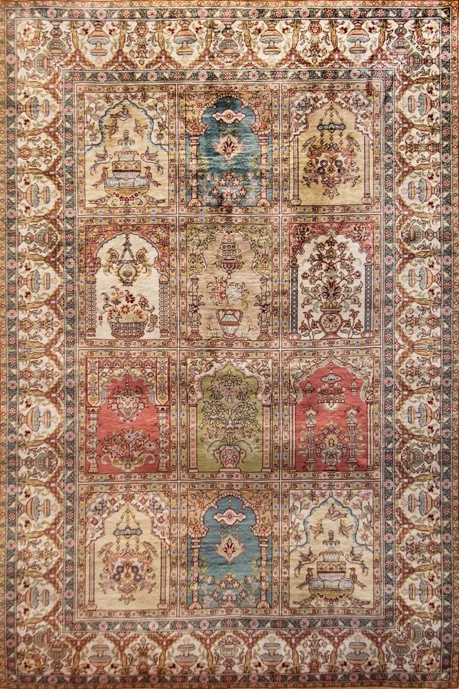 Utilisez du vinaigre pour restaurer vos tapis.