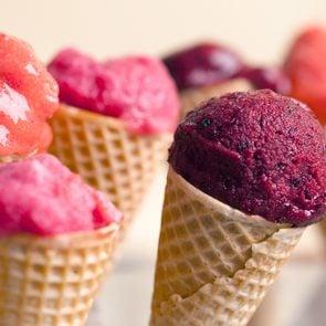 Quel lien entre la saveur de crème glacée préférée et la personnalité?