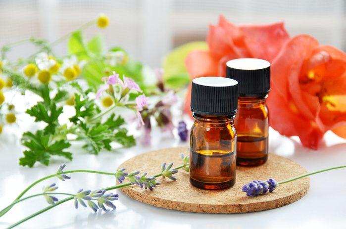 Preuves scientifiques insuffisantes concernant l'aromathérapie.