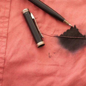 12 trucs pour faire disparaître les taches d'encre