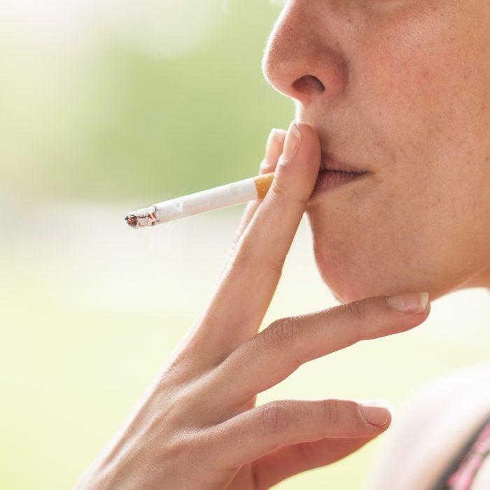 Des suppléments pour fumeurs et fumeuses