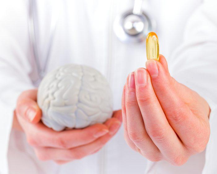 Les suppléments alimentairesont un effet limité sur les performancescognitives.