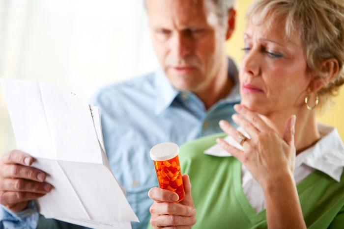 Certains suppléments peuvent avoir des effets secondaires importants.