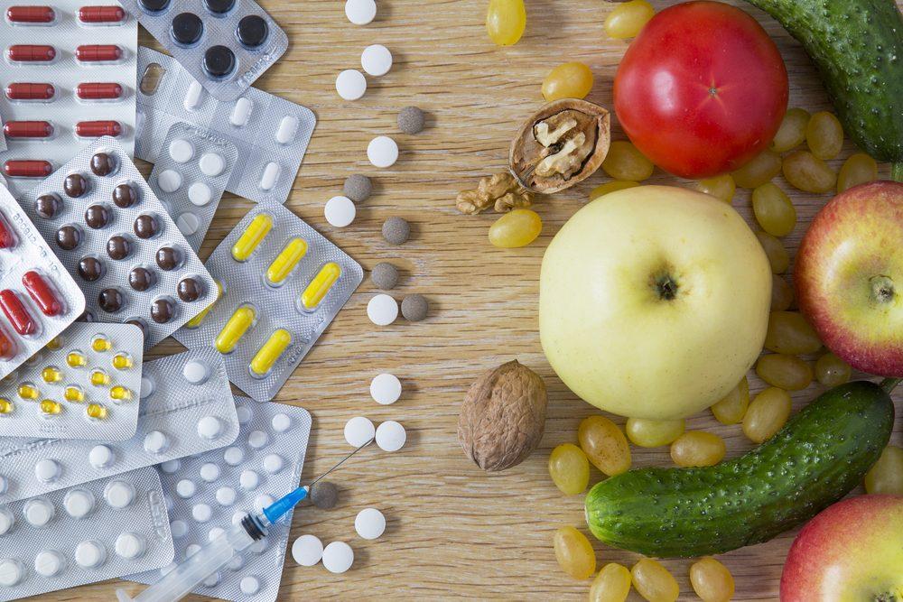 Les suppléments alimentaires ne remplacent pas l'alimentation.