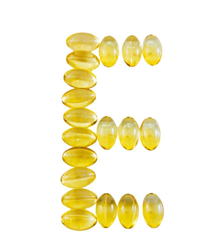 Les supplements de vitamine E comme stratégie de prévention